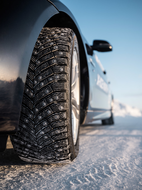 245/60R18 X-Ice North 4 SUV 105T Michelin б/к ШИП