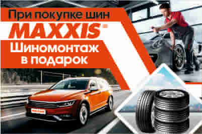 БШМ maxxis